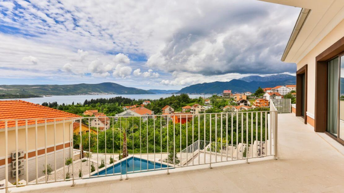 new villa tivat