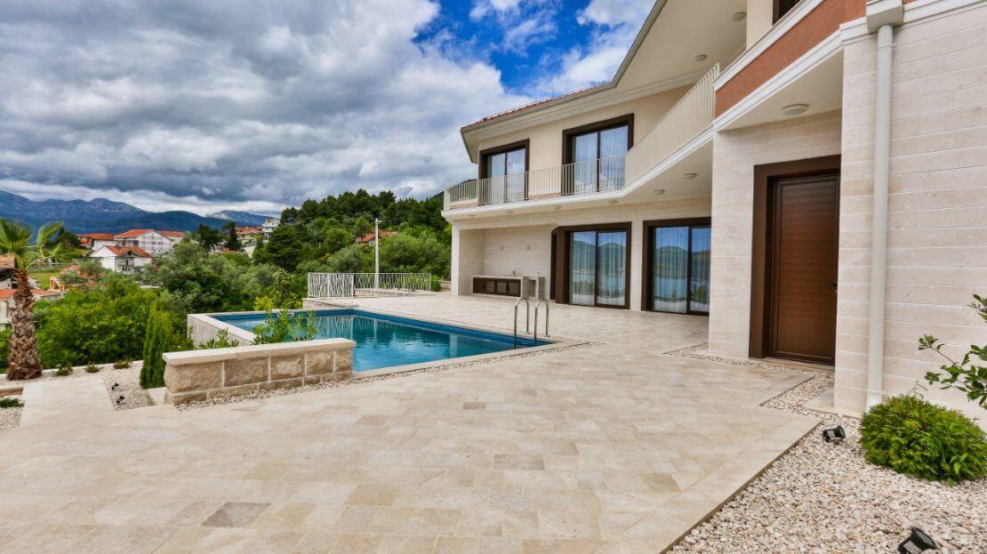 new villa tivat sale