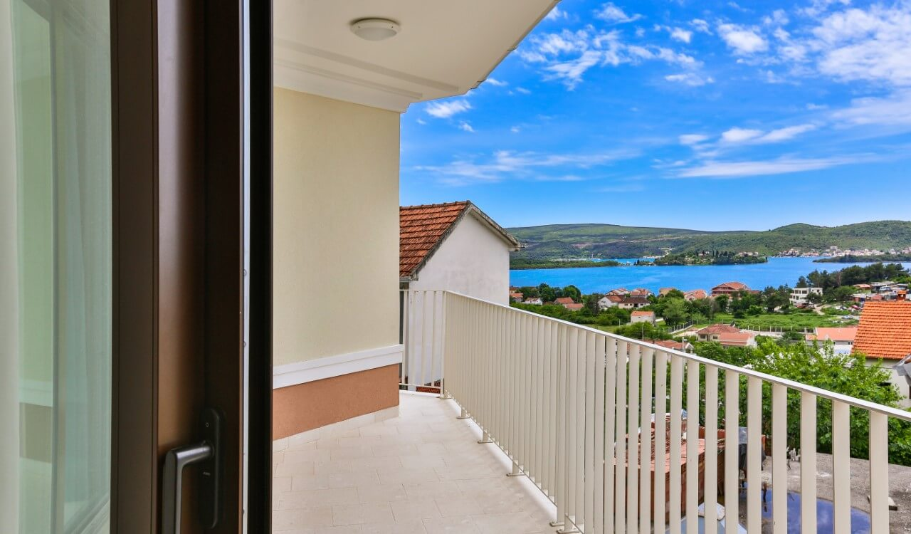 buy modern villa tivat seaview