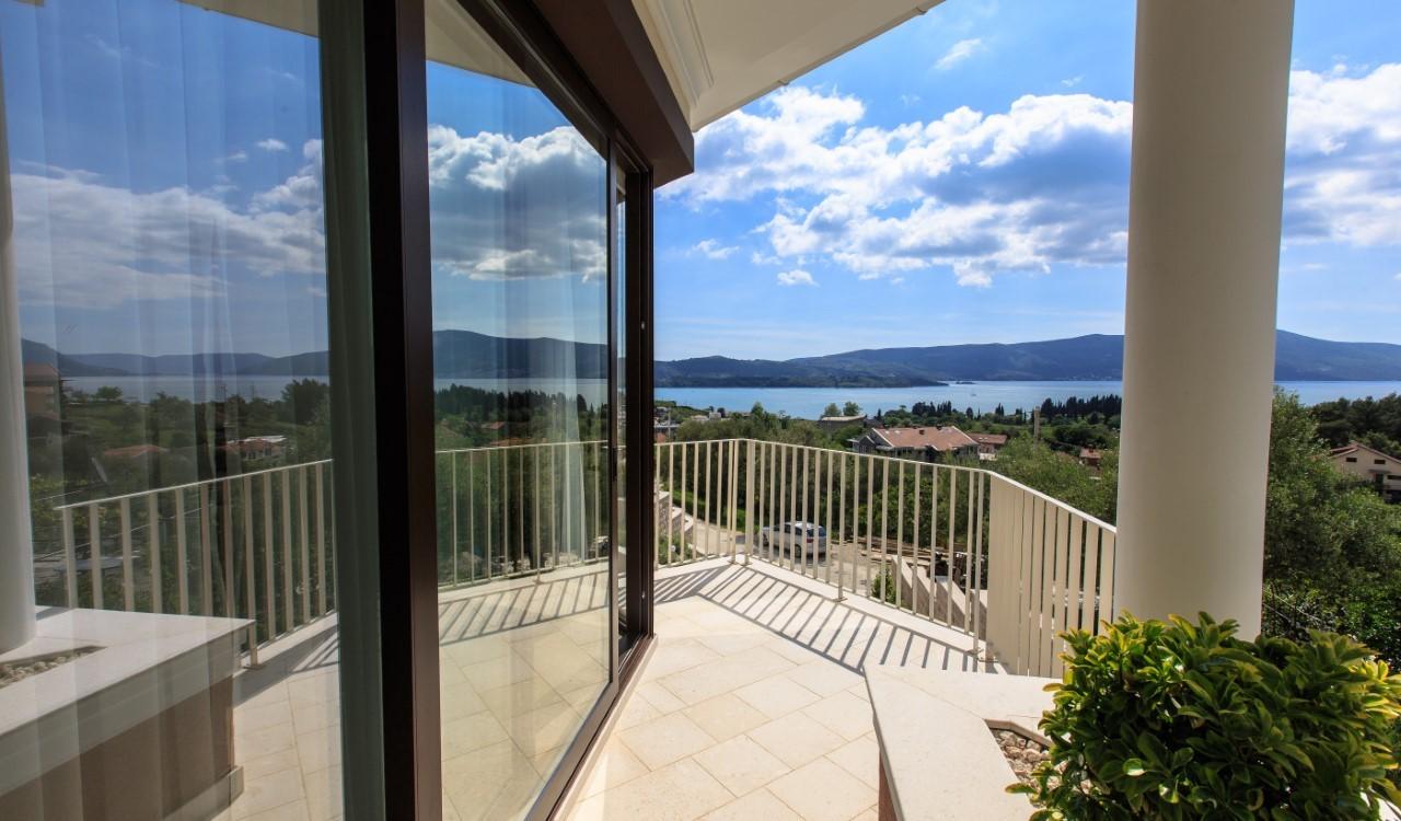 newly built villa tivat buy
