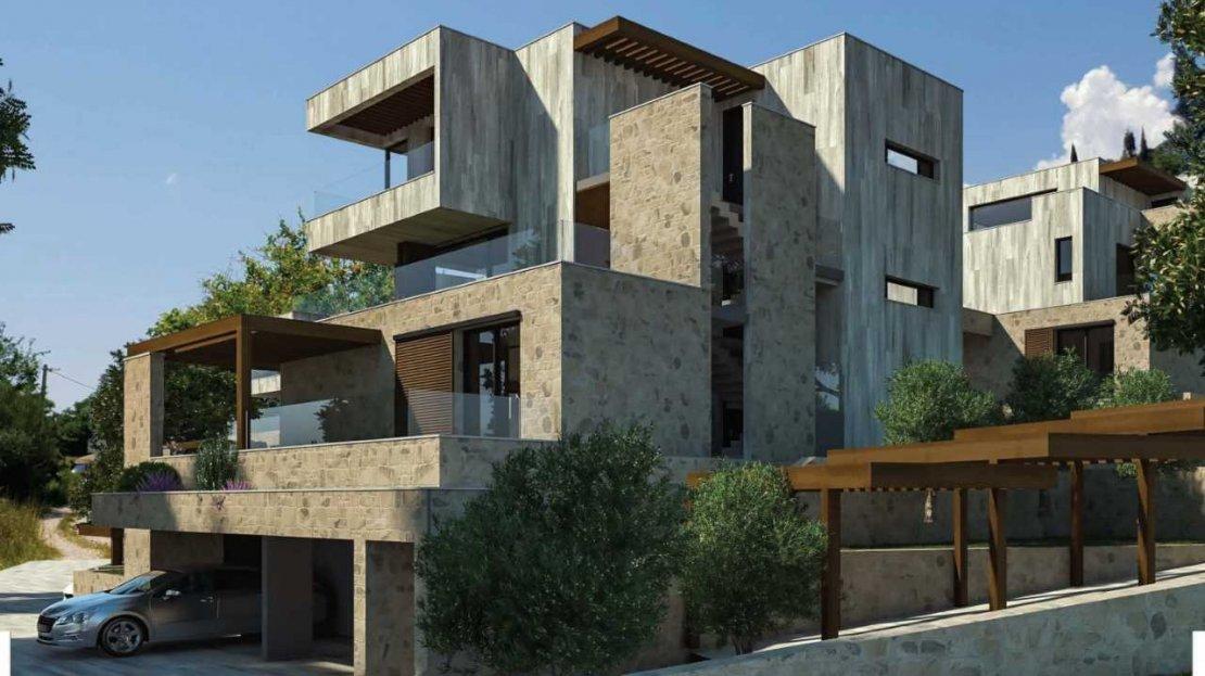 contemporary design apartments