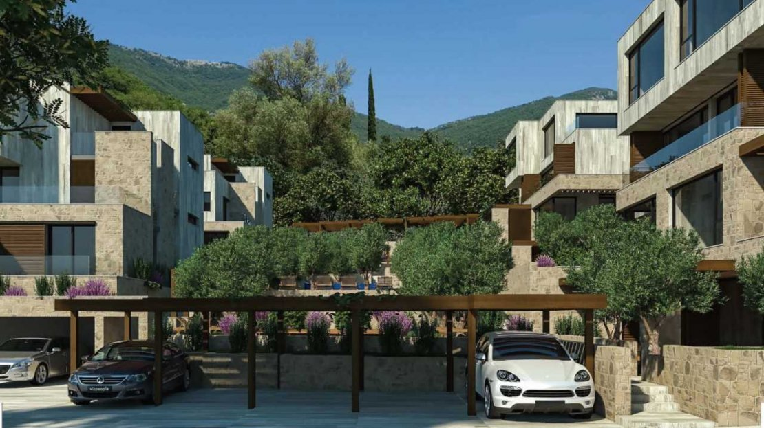 tivat new apartments for sale