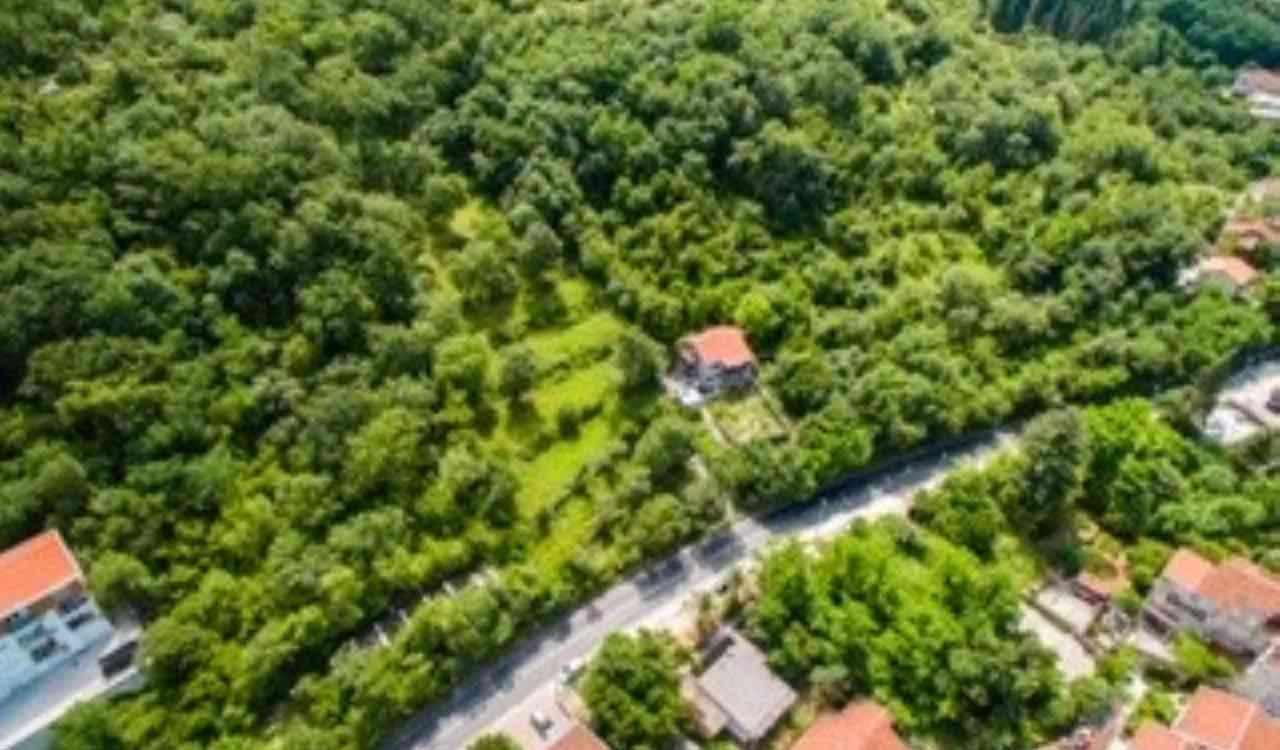 land with planning dobrota