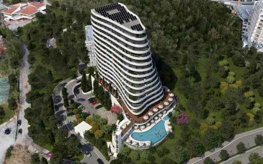budva condo apartments sale