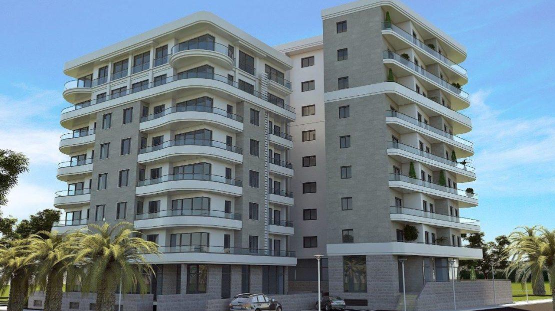 budva center new apartments sale