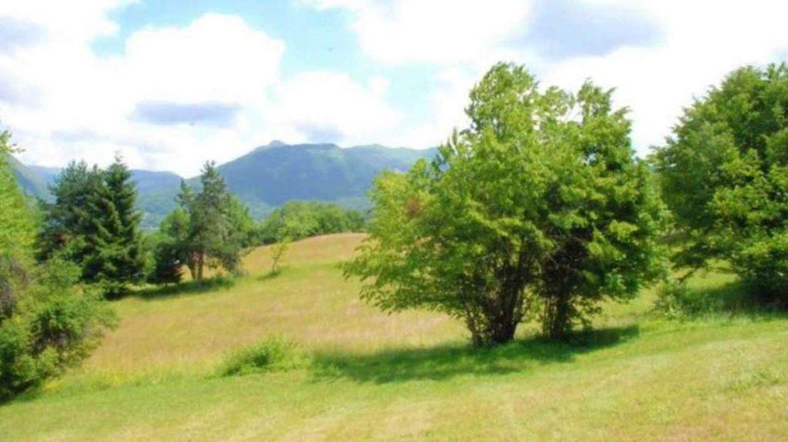 development land montenegro ski region