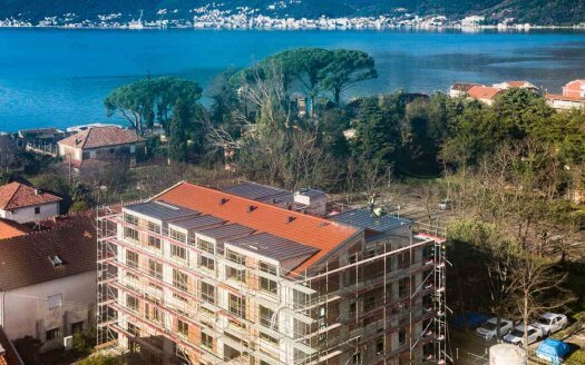 tivat new apartments sale
