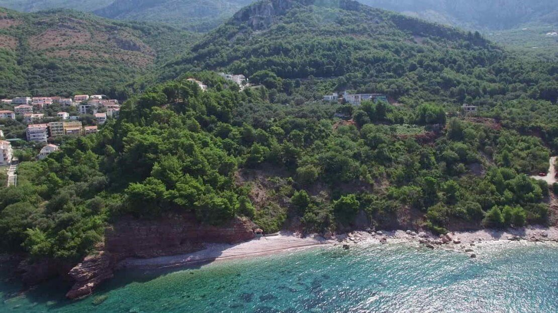 budva land villa project