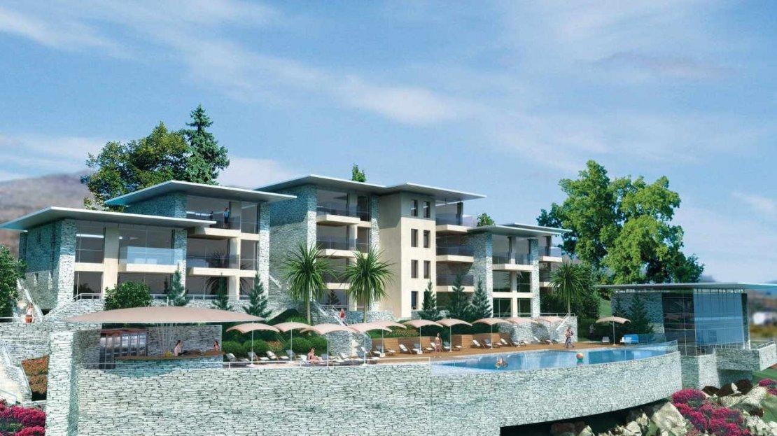 land development project budva