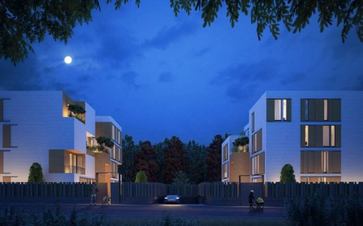 podgorica exclusive apartments sale