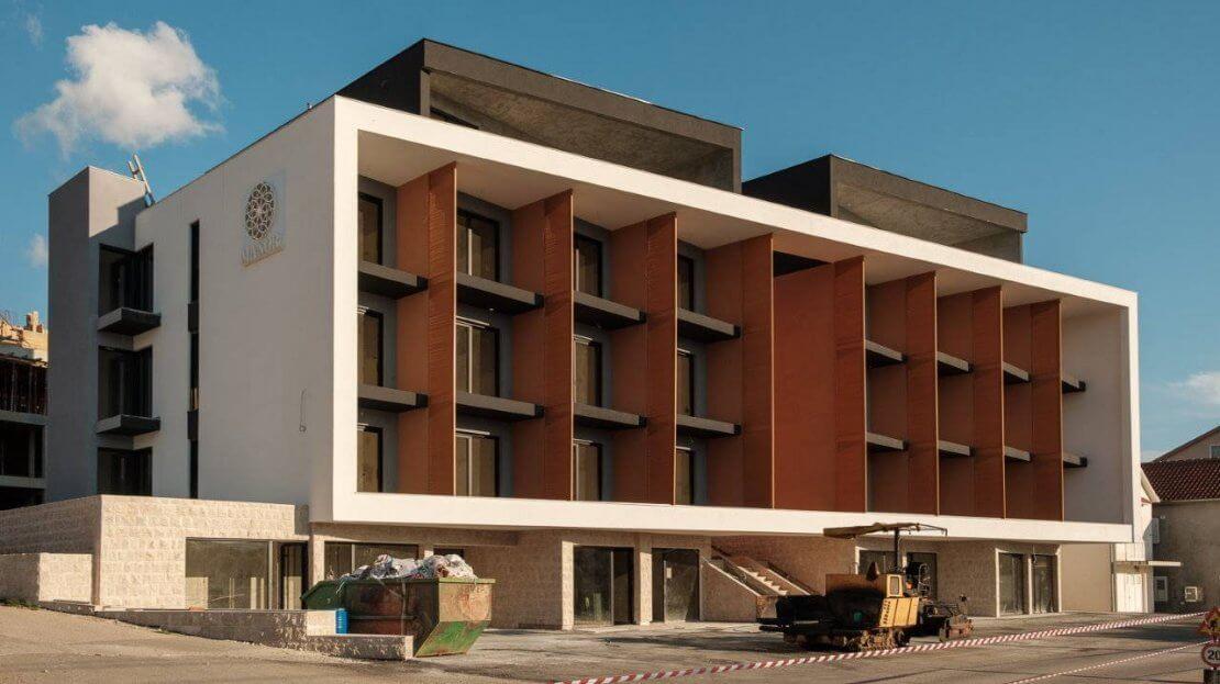 tivat newly built apartments sale