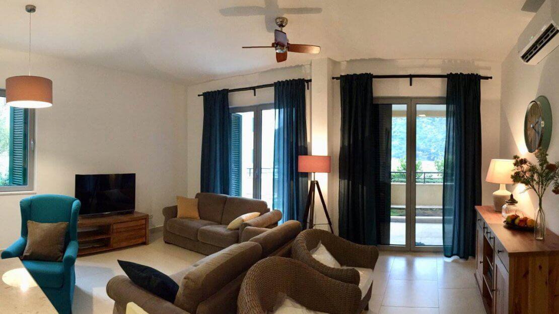 kotor bay apartment gated community sale