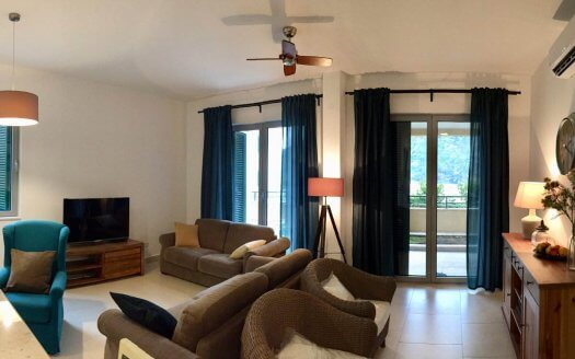 kotor bay apartment gated community sale