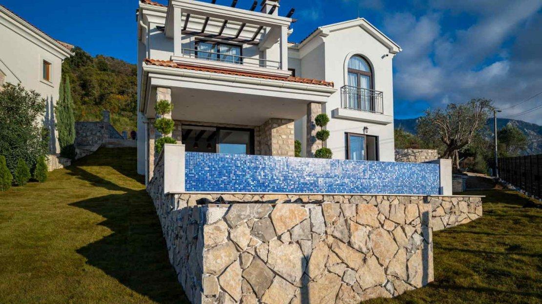 новый дом черногорское побережье продажа