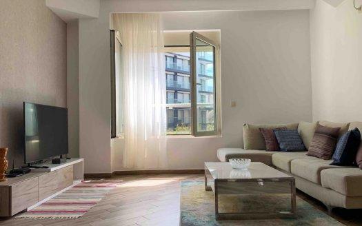 budva centre apartment sale