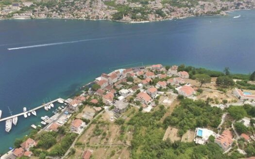 land with planning kotor bay